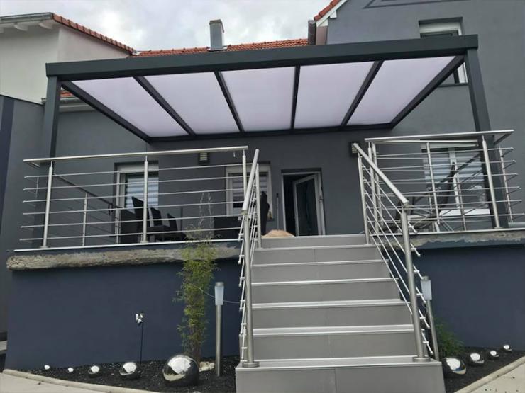 auvent terrasse design