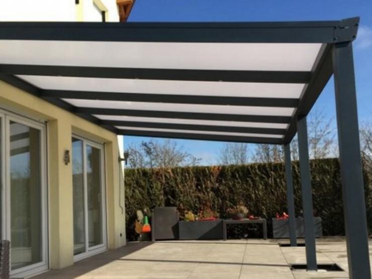 auvent toit polycarbonate