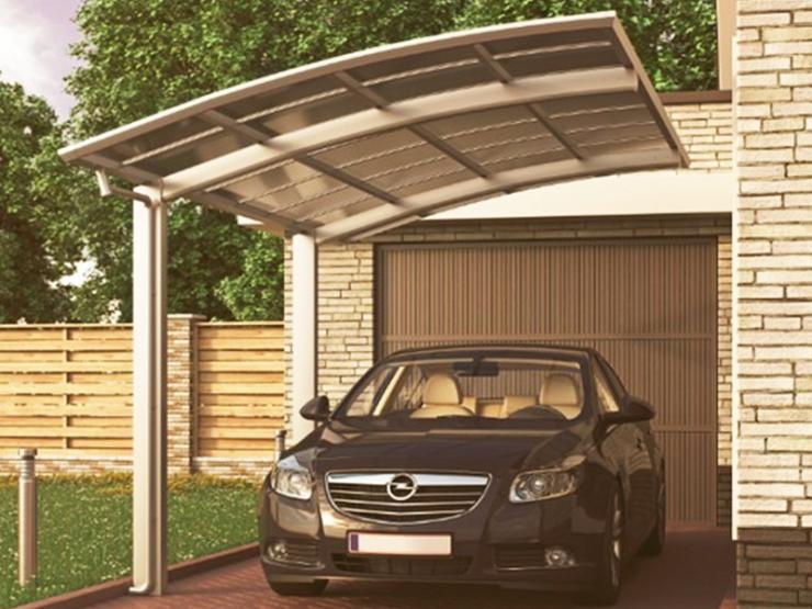 carport design arrondi