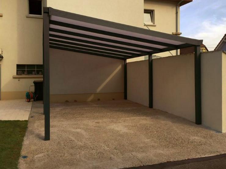 carport pente