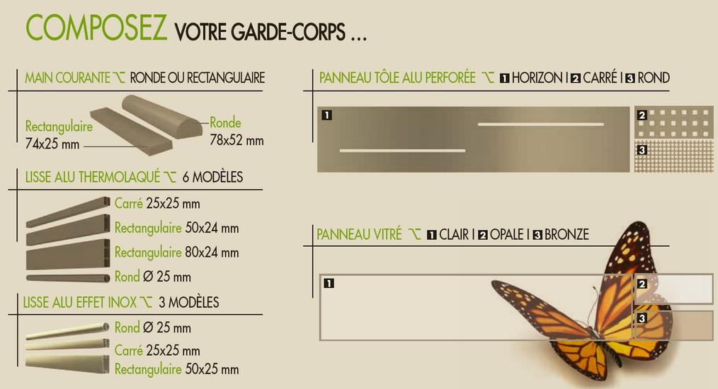 Notice garde corps IVB